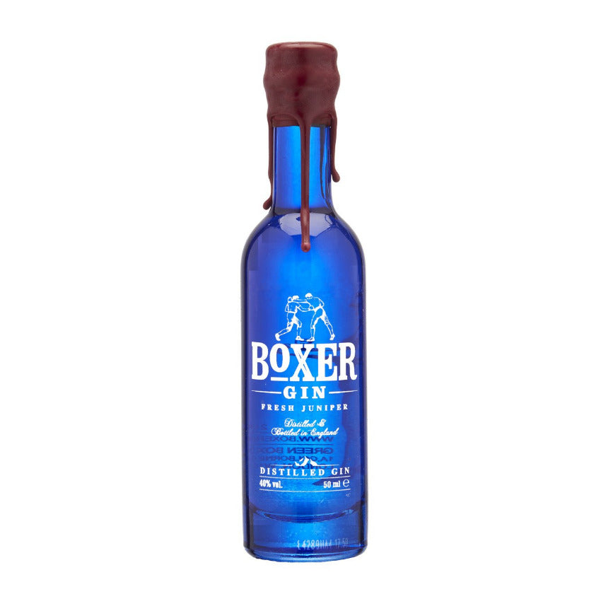 Boxer Gin 5cl Miniature