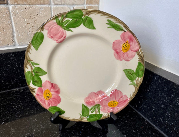 Franciscan Dinnerware Desert Rose Hand Decorated 8