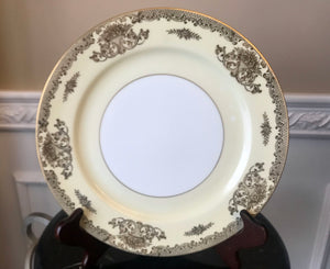 "Noritake China Japan 7280 Mayfield 10"" Dinner Plate - Nature Land Candles"
