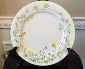 "Noritake Ivory China 7191 Reverie 8 1/4"" Salad Plate"