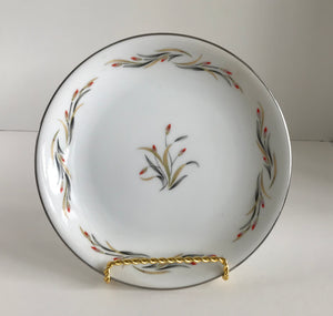 "Vintage Hira Fine China Japan Nora Pattern 4181 7 1/2"" Bread & Butter Plate - Nature Land Candles"