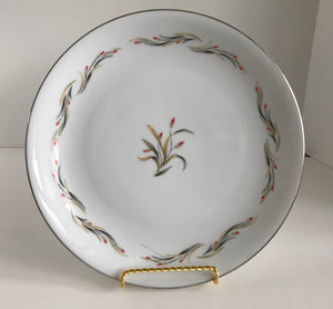 "Vintage Hira Fine China Japan Nora Pattern 4181 10"" Dinner Plate - Nature Land Candles"