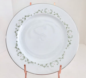 "Sheffield Fine China Japan Elegance 502T 12"" Chop Serving Plate - Nature Land Candles"