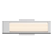 Load image into Gallery viewer, 12W Modern LED Outdoor Wall Light Fixture, Silver FInish, Dimmable, ETL Listed - Wet Location