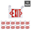 Load image into Gallery viewer, Emergency Exit Light combo , 3.5W , Red , UL Listed