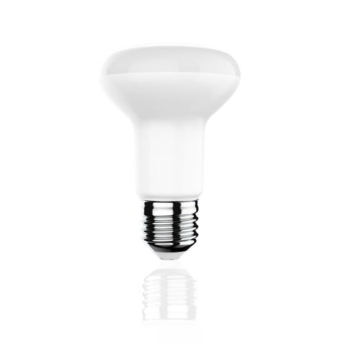 LED R20/BR20 - 5000K - Day Light White - 7.5Watts - 50 Watt Equivalent