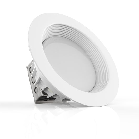 8-inch LED Dimmable Downlight, 30W, w/ Junction Box, Recessed Ceiling Light Fixture, Commercial Downlights