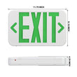Load image into Gallery viewer, Emergency Light Exit Sign , 4W , Green , UL Listed