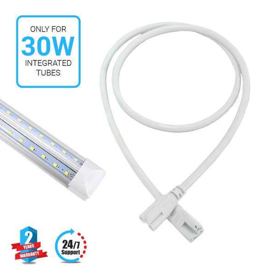 3FT Integrated Connecting Cable Only For 30 Watt Integrated Tube