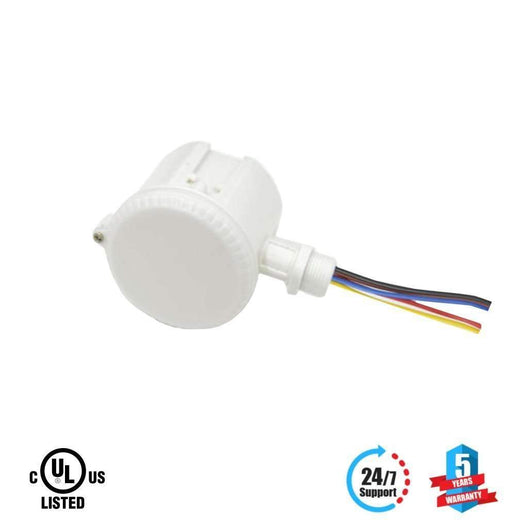 360å¡ 3 Step Dimming Motion & Daylight Sensor for Linear High bay - 49ft max height - LEDMyplace