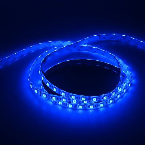 Outdoor Waterproof RGB LED Strip Lights - 12V LED Tape Light - 97 Lumens/ft.