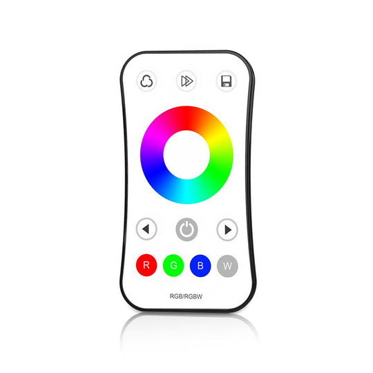 RGBW LED Controller - Wireless Remote w/ Dynamic Color-Changing Modes
