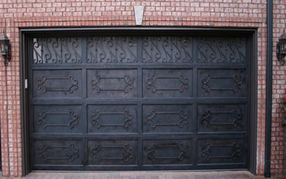 Iron Garage Doors 002