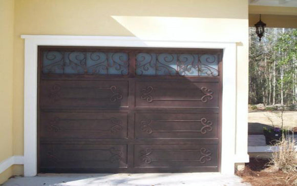 Iron Garage Doors 03