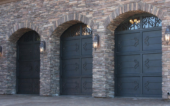 Iron Garage Doors 04