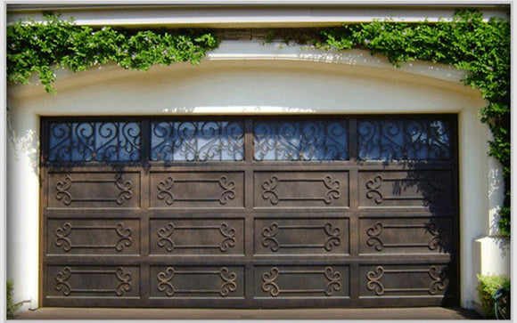 Iron Garage Doors 08