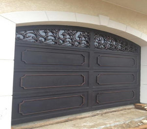 Iron Garage Doors 012