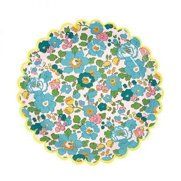 Liberty Green Betsy Paper Plates