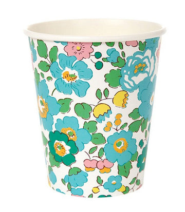 Liberty Green Paper Cups