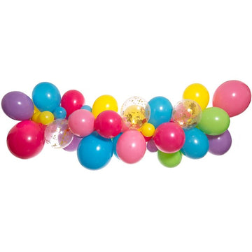 Pastel Rainbow DIY balloon kit