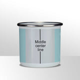Enamel Mug Mock Up  4