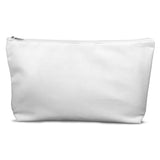 Poly Linen Make Up Bag