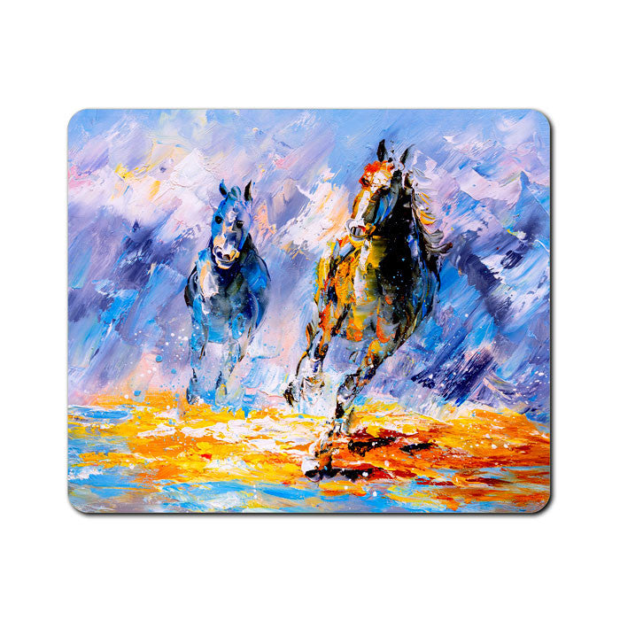 Mousemat Rectangle 5mm Thick