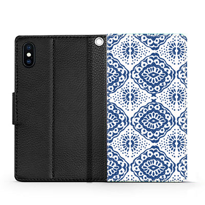 iPhone 8 Plus Wallet Case with C/C Slots