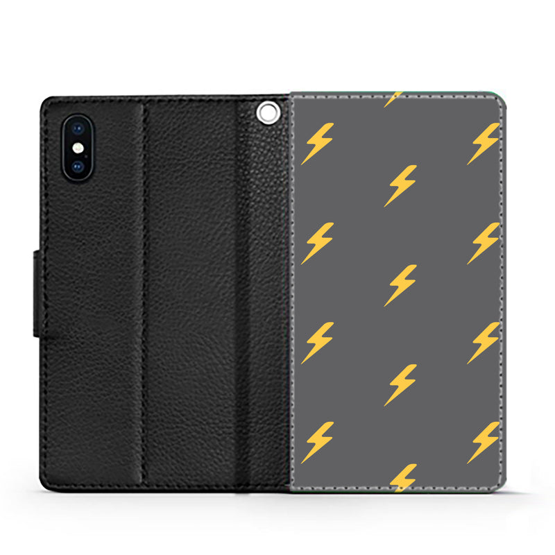 iPhone XS Max Wallet Case with C/C Slots