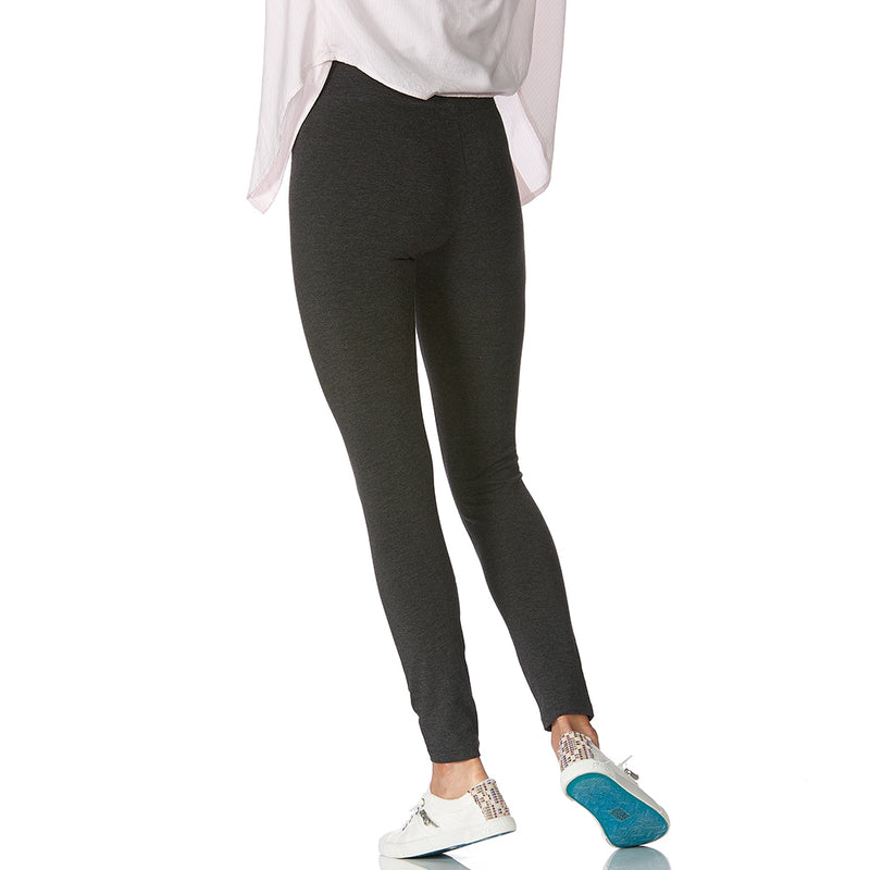 HUE Ultra Leggings with Wide Waistband