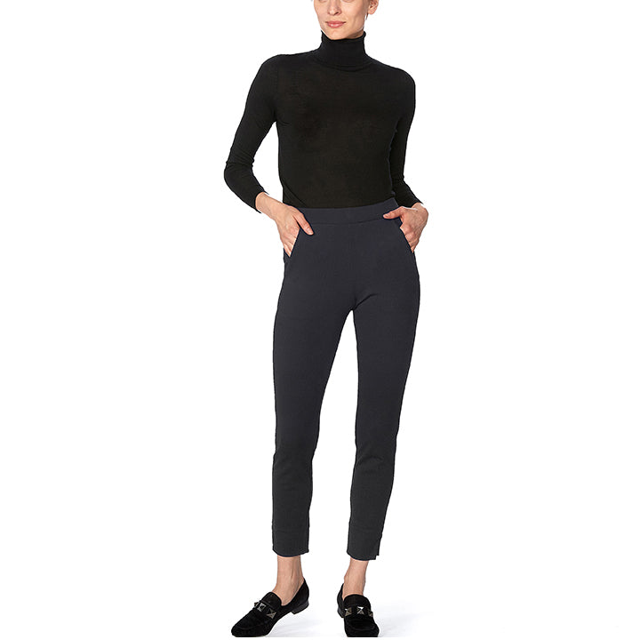HUE Ponte 7/8 Legging With Side Opening