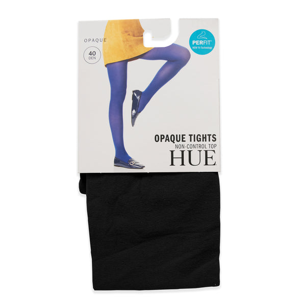 HUE Opaque Tights - 40 Denier