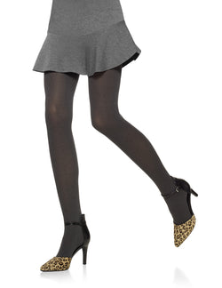 HUE Opaque Control Top Tights
