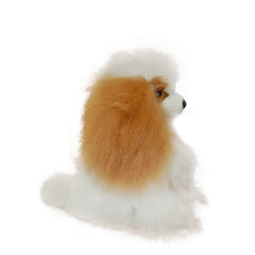 Alpaca, Alpaca Fleece, Dog 9 inches (AFDOG09), Alpaca Products, Hypoallergenic, Apparel, Alpaca Clothing