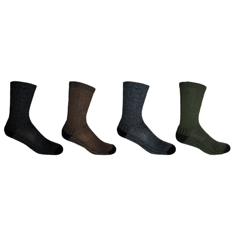 Alpaca x-treme sport crew sock 4 colors