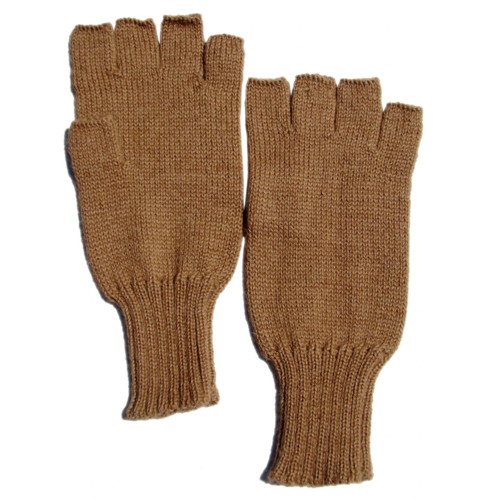 Alpaca, Alpaca Gloves, Baby Alpaca Fleece, Fingerless Gloves (MOI304), Alpaca Products, Hypoallergenic, Apparel, Alpaca Clothing