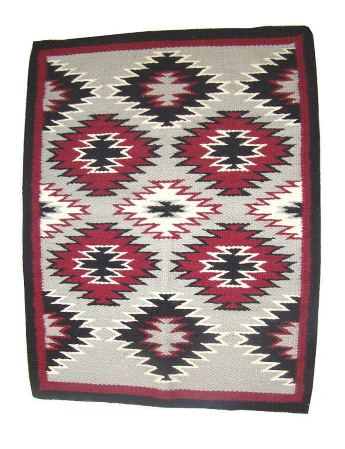 Navajo & Inca Design 32 x 48in Rug (AL130)