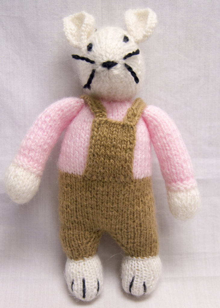 Alpaca, Alpaca Figures, Hand-Knitted Alpaca Blend Mice Figures (KMOU109), Alpaca Products, Hypoallergenic, Apparel, Alpaca Clothing