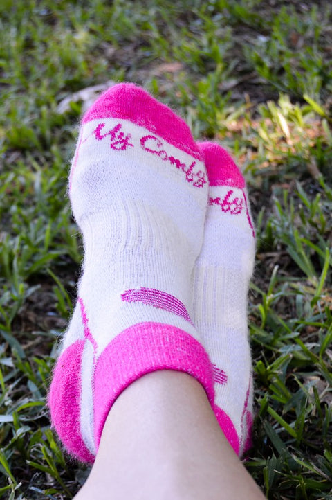 Alpaca Sport Ankle Sock (3 Colors) My Comfy (LC738)