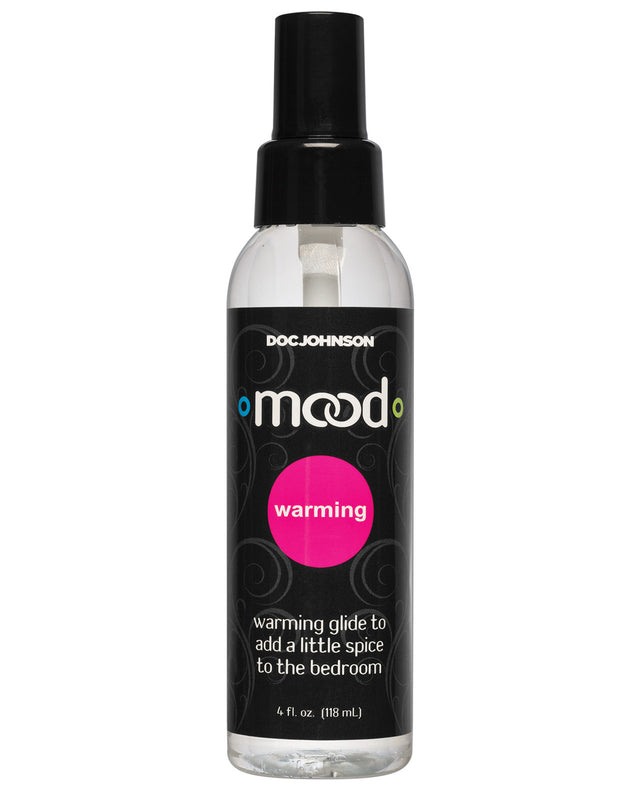 Mood Lube Warming - 4 oz