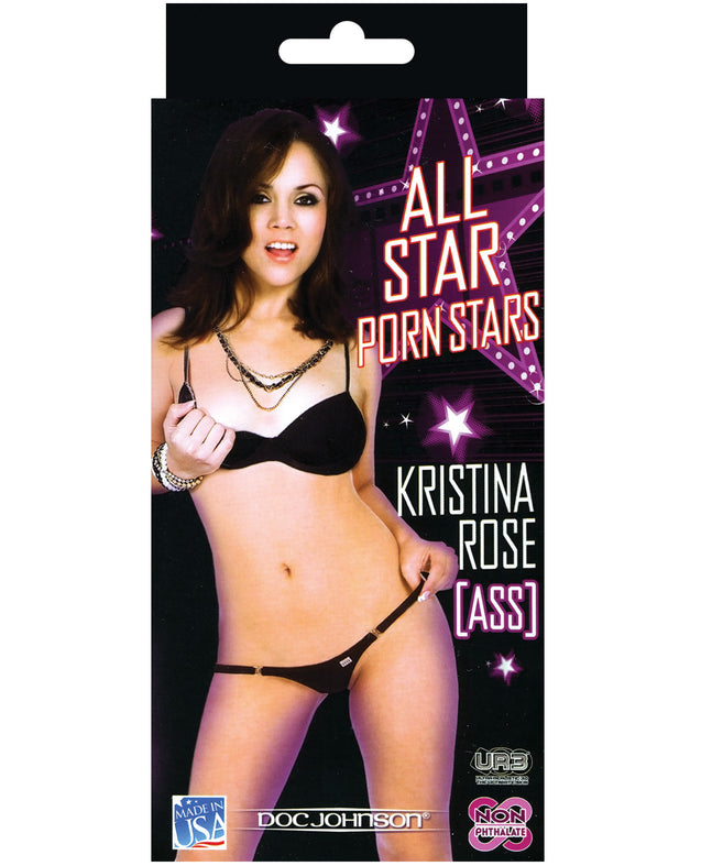 All Star Porn Stars Ultraskyn Pocket Pal - Kristina Rose