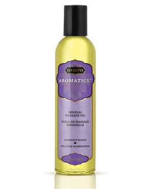 Kama Sutra Aromatics Massage Oil - 2 oz Harmony Blend