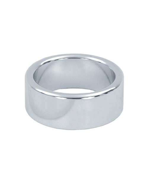 Alloy Metallic Ring - Medium