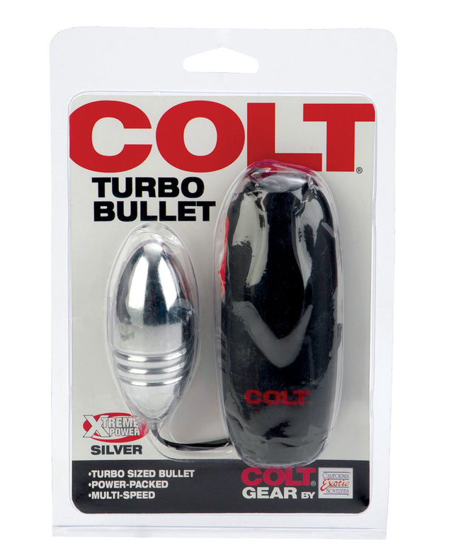 COLT Turbo Bullet - Black