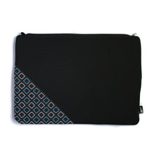 Funda artesanal para MacBook Pro/Air de 13 pulgadas - Rombos