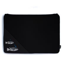 Funda artesanal para Macbook Pro de 15 pulgadas - Peces