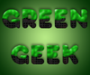 Geeks Get Their Green On