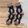 Cozy Evergreen Socks