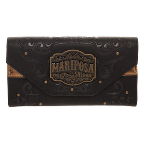 Westworld Mariposa Saloon Clutch