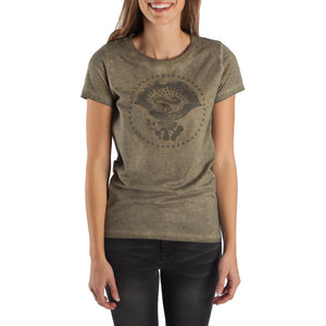 Military TShirt Juniors Graphic Tee